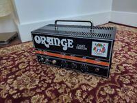 Orange Dark Terror - 15 watt amp head