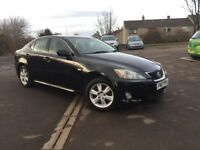 IMMACULATE 2007 LEXUS IS 220D - COMES WITH FULLY SERVICED+ FULL YEAR MOT + 3 MONTHS WARRANTY
