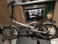 For sale Taarnby folding bike