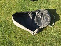 Shires sport and leisure saddle bag. HARDLY USED