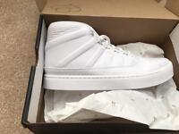 Nike Air Jordan's - White, Size 10