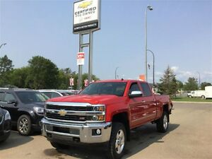 2015 Chevrolet SILVERADO 2500HD LTZ Z71 *Toyo Open Country LT Ti