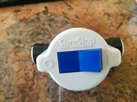 new 15mm surestop sure stop isolator. Replaces normal screw type stopcock with a simple switch.