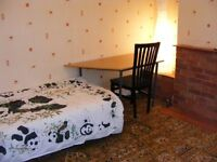 Spacious double room in friendly female houseshare