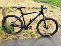 Carrera Vulcan 2017 Mountain bike NOT voodoo gucci boardman scott