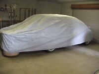 CAR COVER BREATHABLE LARGE COVER