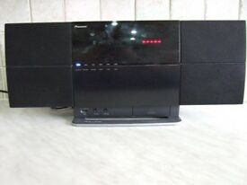 Pioneer X-SMC1-K CD and DVD Player