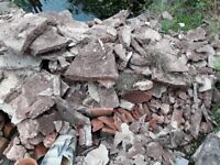 FREE hardcore rubble to collect