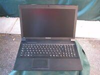 "Lenovo B590 Laptop i3 Processor @2.4ghz, 4GB Ram, 15.75"" screen Win7"