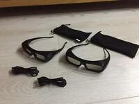 Sony 3D active glasses TDG-BR250