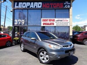 2009 Acura RDX Learther, Sunroof, Heated seat*Certified*