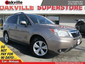 2014 Subaru Forester 2.5i Limited Package | NAVI | SUNROOF | LEA