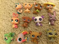 Littlest pet shop figures £3 each