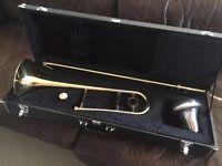 Trombone and Hardcase