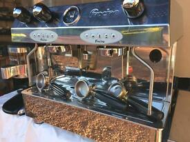 Fracino coffee machine/k6 coffee grinder & knockout tray