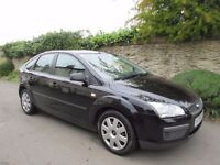 FORD FOCUS 1.6 LX 5 DOOR HATCH 2005 ONLY 77K MILES EXCELLENT HISTORY LONG MOT