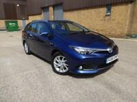 Toyota Auris VVT-I Business Edition Touring Sports (blue) 2016