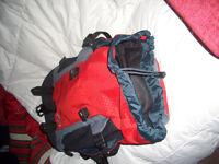 Berghaus freeflow rucksack model 30+6 red