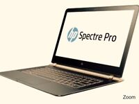 BRAND NEW HP Spectre Pro 13 G1, ultra thin and powerful laptop, unwanted gift