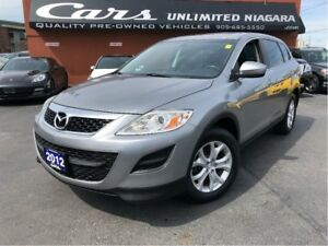 2012 Mazda CX-9 GS | AWD | 7 passenger | ROOF | LOW MILEAGE ...