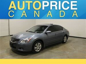 2012 Nissan Altima 2.5 S 2.5 S|MOONROOF|ALLOYS|P-SEATS