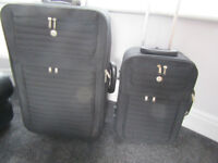 Two suitcases - space needed BARGAIN £5 both