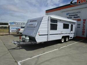 2007 Windsor Genesis Caravan Port Lincoln Port Lincoln Area Preview