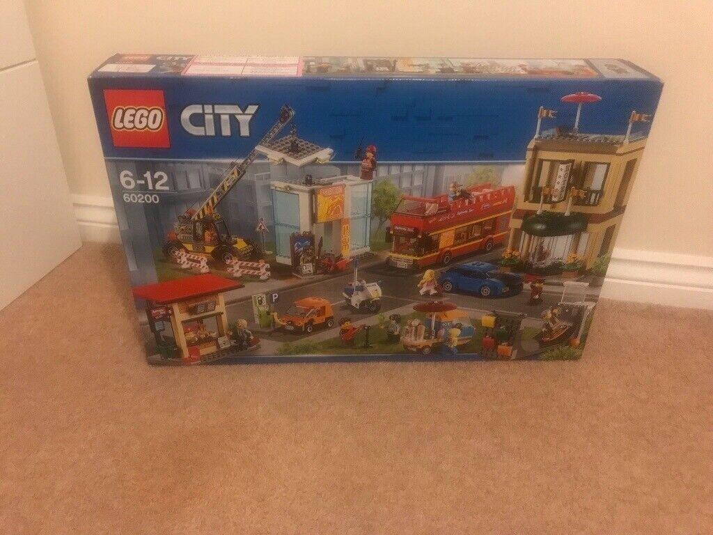 Lego City 60200