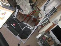 Trainer and exercise bike £ 85 ONO