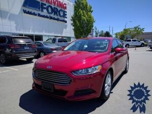 2016 Ford Fusion SE Front Wheel Drive - 50,295 KMs, Cloth Seats