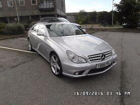 Mercedes-Benz CLS 5.5 CLS55 AMG 4dr