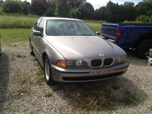 1998 BMW 5 Series 540i Sedan
