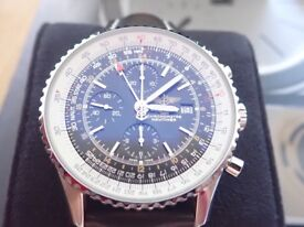 Breitling Navitimer World, new , unworn