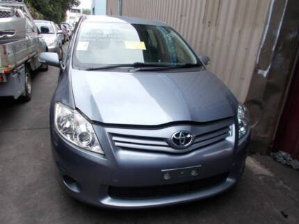 Toyota Corolla ZRE15 2010 parts for sale...