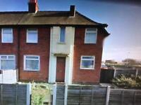 3 Bedroom house ,Leavesley road Blackpool