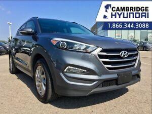 2017 Hyundai Tucson SE 2.0L AWD - LEATHER - PANO SUNROOF - REAR