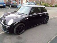 Mini cooper s with jcw factory fitted bodykit 12 MONTHS MOT