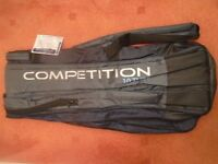 PRESTON competition 10 tube holdall brand new