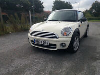 MINI COOPER 1.6 D (White) Drives, handles perfect. Very clean in & out. Excellent car