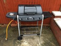 Used gas BBQ