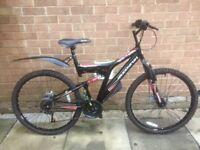 Muddy Fox mountain bike for sale