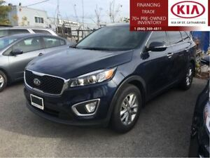 2016 Kia Sorento LX | Heated Seat | Rear Sensor | Bluetooth |