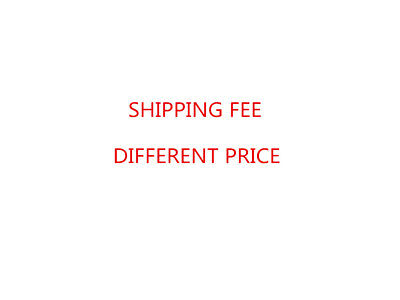 shipping fee different price 2