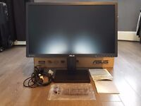 "Asus PB278Q 27"" 2560 x 1440 PLS/IPS Monitor Boxed"