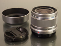 Olympus 25mm F.1.8 M.Zuiko Digital ED Prime Lens