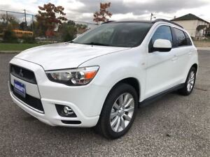 2011 Mitsubishi RVR GT|AWD|One Owner|Accident Free|Low Km|
