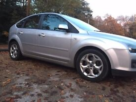 Ford Focus 2008-Diesel-71000 miles-Immaculate Condition-One Owner since 2009.