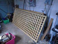 6 x 3 square trellis for sale