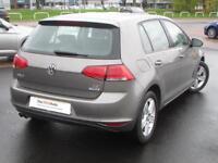 Volkswagen Golf MATCH TSI BLUEMOTION TECHNOLOGY (grey) 2014-09-29