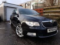 SKODA SUPERB 2008 1.9 TDI PD SE -NEW-SHAPE